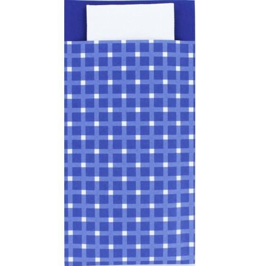 Pochette Royal Oslo Azul...